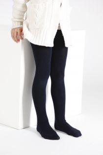 CALDO blue cotton tights for children | BestSockDrawer.com