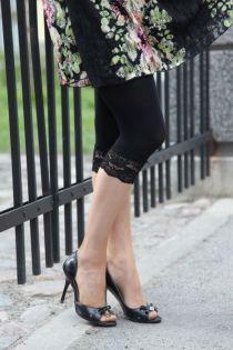 VANDA leggings | BestSockDrawer.com