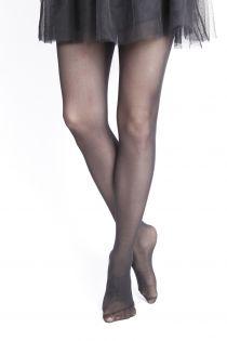 ECOCARE 3D 40DEN black recycled tights for women | BestSockDrawer.com