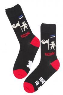 TALLINN cotton socks for women   BestSockDrawer.com