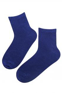ALEX dark blue viscose socks for men | BestSockDrawer.com
