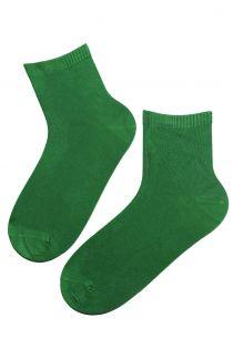 ALEX green viscose socks for men | BestSockDrawer.com