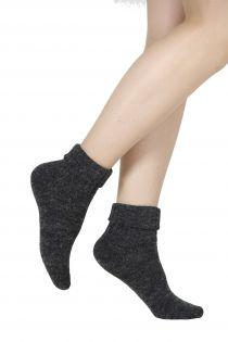 ALPAKA black socks | BestSockDrawer.com