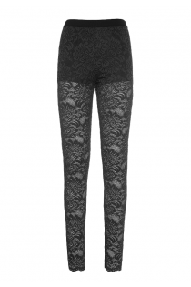 Oroblu AMBER QUEEN lace jeggings | BestSockDrawer.com