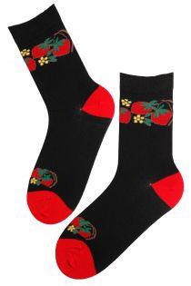 ANNIKA cotton socks   BestSockDrawer.com