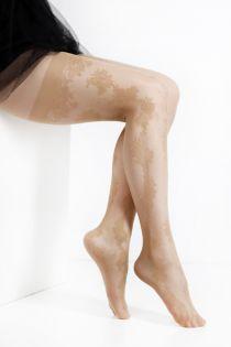 AURELLA 20 DEN nude tights for women | BestSockDrawer.com