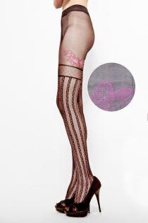 Gaetano Cazzola CHIC 20DEN grey tights for women | BestSockDrawer.com
