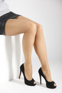 ECOCARE 20DEN beige tights for women | BestSockDrawer.com