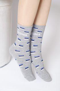 ESTONIA women's socks | BestSockDrawer.com