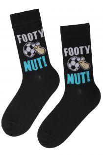 FOOTY novelty socks for men | BestSockDrawer.com