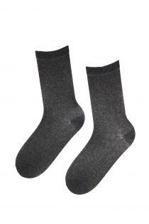 GOLD sparkling angora socks | BestSockDrawer.com