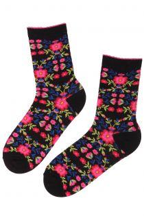 HILLE cotton socks   BestSockDrawer.com