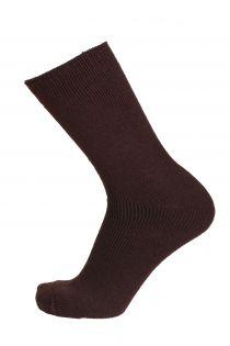 HUGO warm brown men's socks | BestSockDrawer.com