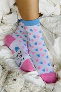 MIDWIFE cotton socks for women | BestSockDrawer.com