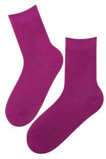 JANNE women's lilac socks | BestSockDrawer.com