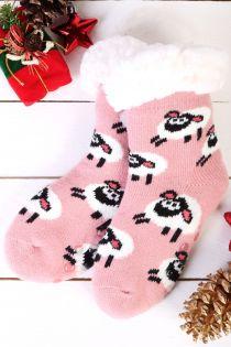 NIILO cute anti-slip home socks for kids | BestSockDrawer.com
