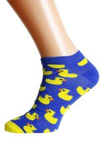 PARDIRALLI blue low cut socks | BestSockDrawer.com