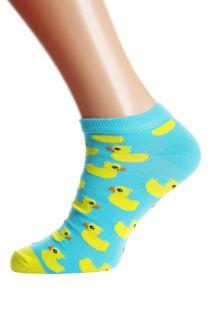 PARDIRALLI light blue low cut socks | BestSockDrawer.com