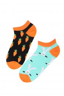 RABBIT low-cut cotton socks | BestSockDrawer.com