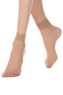 SMART TIGHTS beige 30 DEN quickly biodegrading socks | BestSockDrawer.com
