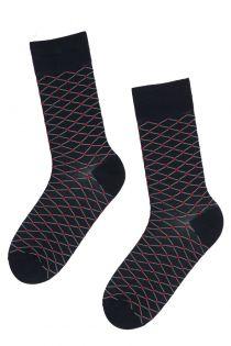 GAABRIEL patterned suit socks for men | BestSockDrawer.com