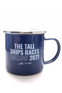 THE TALL SHIPS RACES 2021 blue mug | BestSockDrawer.com