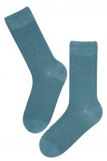 TAUNO men's blue-green socks | BestSockDrawer.com