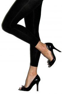 THERMIC black leggings | BestSockDrawer.com