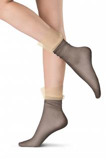 Oroblu VEIL tulle socks   BestSockDrawer.com
