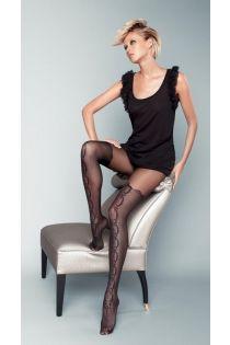 STIVALE black fashion tights for women | BestSockDrawer.com