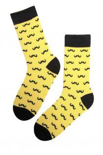 VUNTS yellow cotton socks for men | BestSockDrawer.com