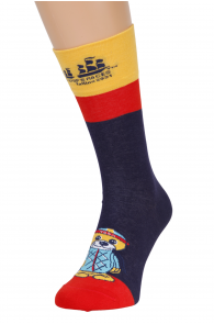 THE TALL SHIPS RACES 2021 SEAL cotton socks | BestSockDrawer.com