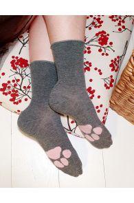 NORMA angora wool socks for women | BestSockDrawer.com