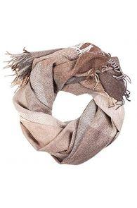 Alpaca wool beige-grey plaid | BestSockDrawer.com