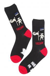 TALLINN cotton socks for women | BestSockDrawer.com