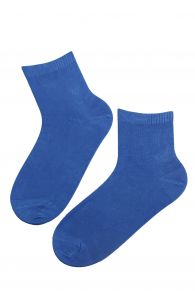 ALEX blue viscose socks for men | BestSockDrawer.com