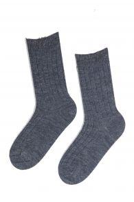 ALPAKA men's blue socks | BestSockDrawer.com