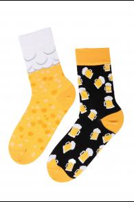 BEER cotton socks for beer lovers | BestSockDrawer.com