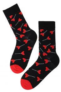 CANDY Valentine's Day socks for men | BestSockDrawer.com