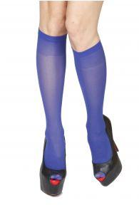 CADRI blue knee-highs | BestSockDrawer.com