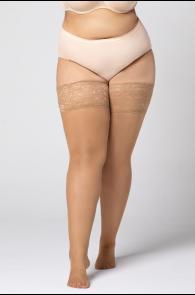 DIVINE 30DEN beige hold-ups for women | BestSockDrawer.com