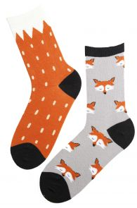 FOX cotton socks | BestSockDrawer.com