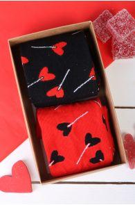 CANDY Valentine's Day gift box | BestSockDrawer.com