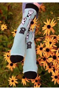 PAWS UP women's cotton socks   BestSockDrawer.com