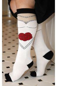 AVA women's knee-highs | BestSockDrawer.com