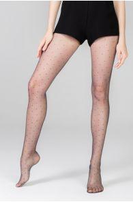 OH MY DOT 13DEN polka dot tights | BestSockDrawer.com