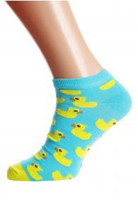 PARDIRALLI light blue low cut socks   BestSockDrawer.com