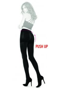 MICRO PUSH UP 50 DEN tights for women | BestSockDrawer.com