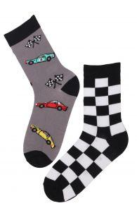 RACECAR cotton socks   BestSockDrawer.com