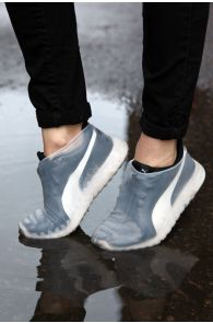 Waterproof shoe covers | BestSockDrawer.com